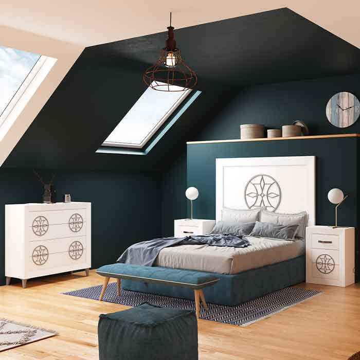 Dormitorios Rudeca